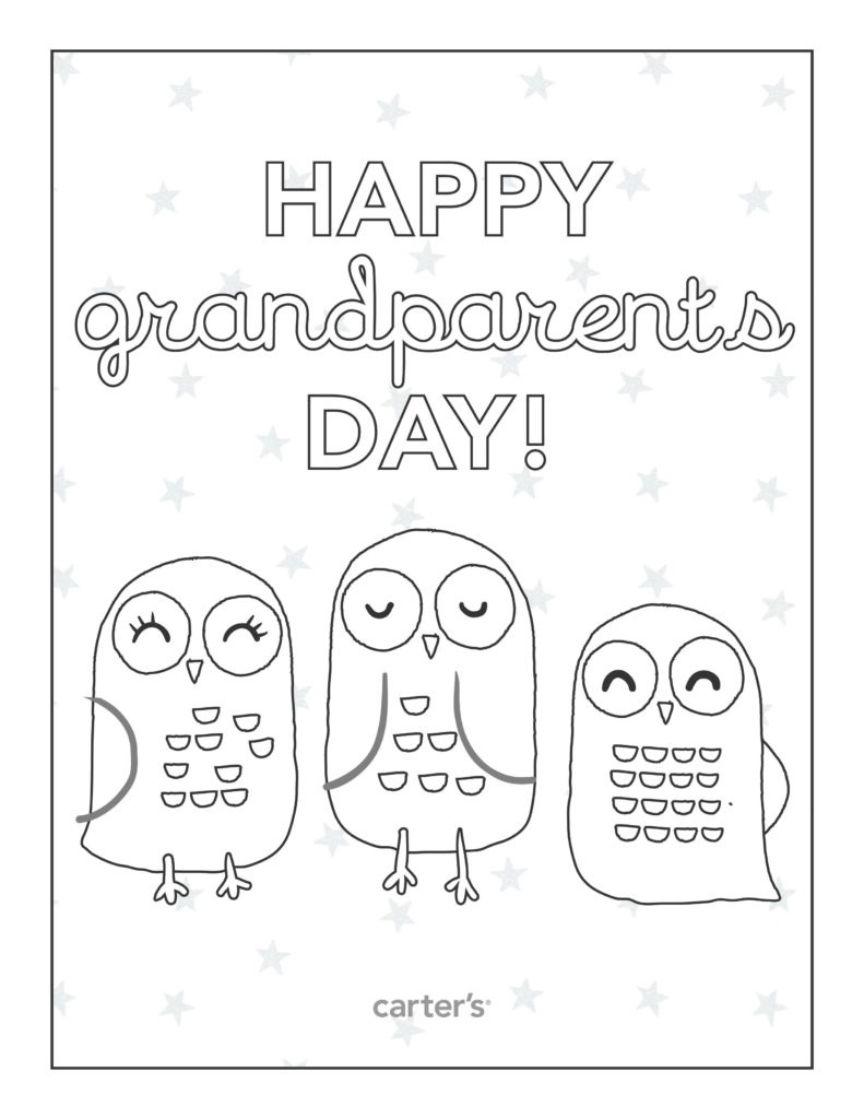 Coloring: 43 Grandparents Coloring Pages Image Ideas. - Grandparents Certificate Free Printable