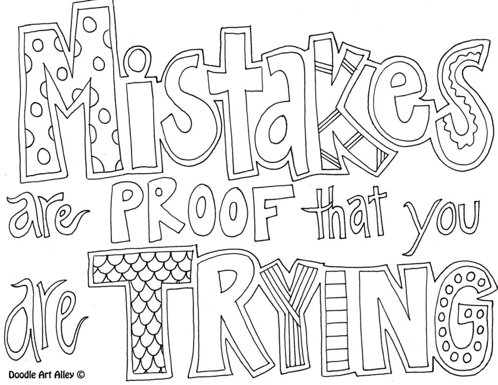 Coloring ~ Bd3Fad8F6F1907923B71Fec3541B7Bd7 Quotes Coloring Pages - Free Printable Quotes Coloring Pages