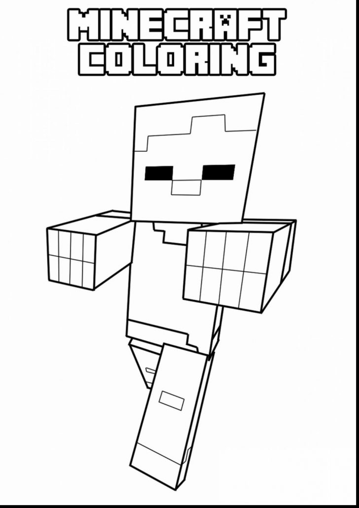 Free Printable Minecraft Activity Pages