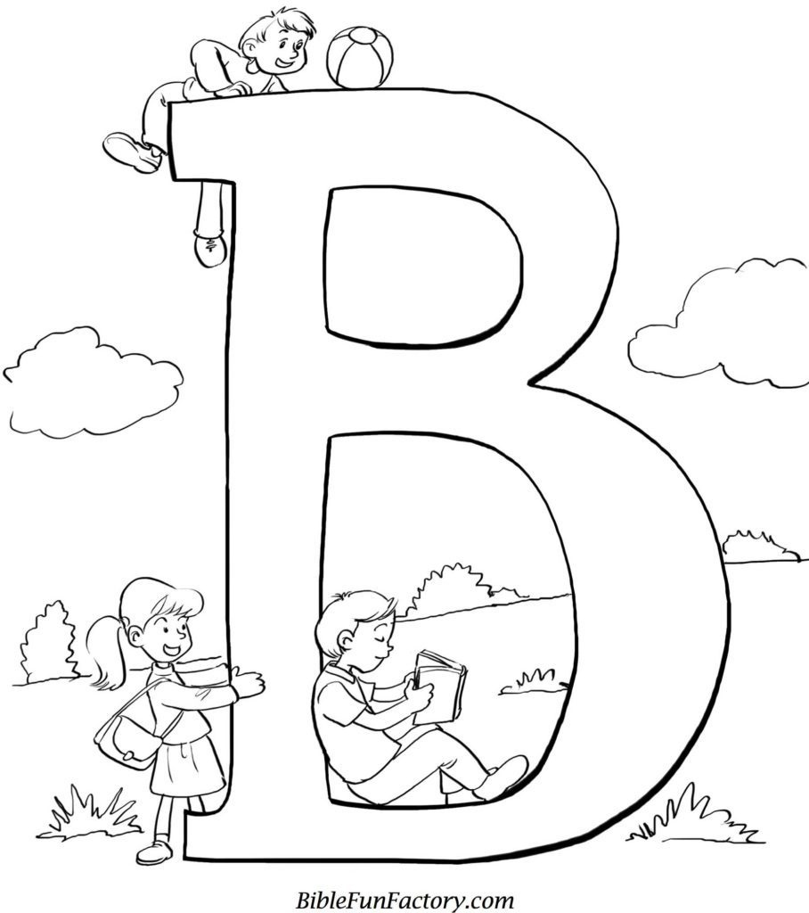 Coloring Book World ~ Coloring Free Printable Bible Pages For Kids - Free Children's Bible Printables