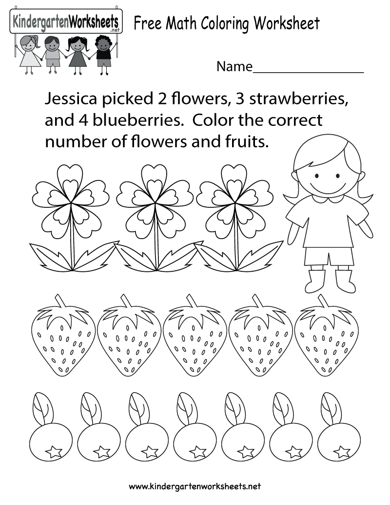Coloring Book World ~ Math Coloring Worksheets Teachers For Kids - Free Printable Math Coloring Sheets