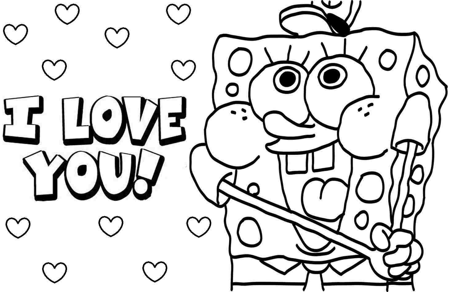 Coloring Books And Pages : Launching Spongebob Squarepants Colouring - Spongebob Squarepants Coloring Pages Free Printable