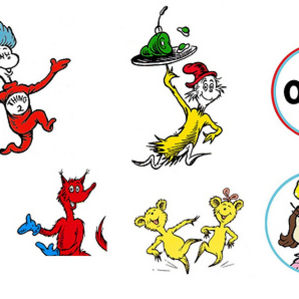 Coloring ~ Horton Hears Who Coloring Page Fresh Printable Dr Seuss - Free Dr Seuss Characters Printables