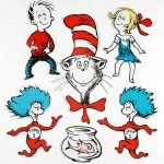 Coloring ~ Horton Hears Who Coloring Page Fresh Printable Dr Seuss   Free Dr Seuss Characters Printables