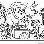 Coloring Ideas : Christmas Coloring For Kids Pages Religious Color   Christmas Pictures To Color Free Printable