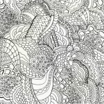 Coloring Ideas : Free Printable Difficult Colorings For Adults Ideas   Free Printable Hard Coloring Pages For Adults