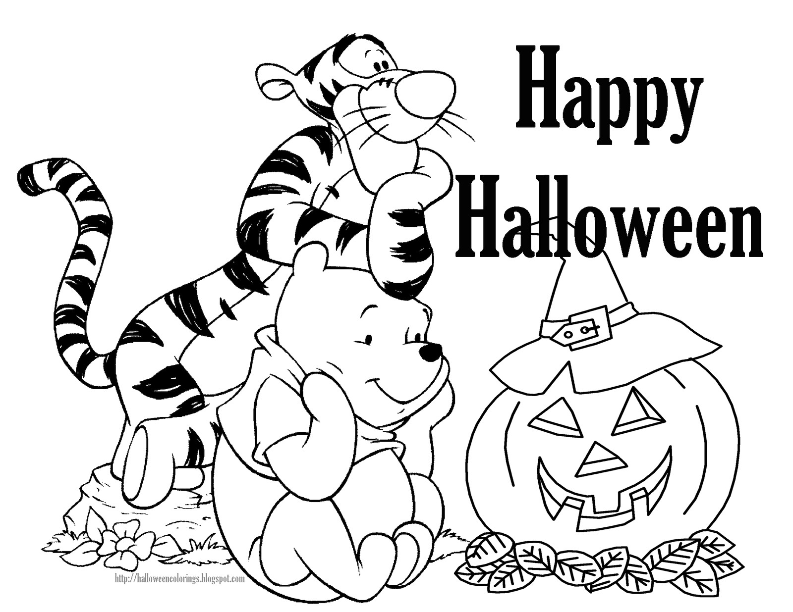 Coloring Ideas : Fun Free Halloween Printables For Kids Printable - Free Printable Halloween Coloring Pages