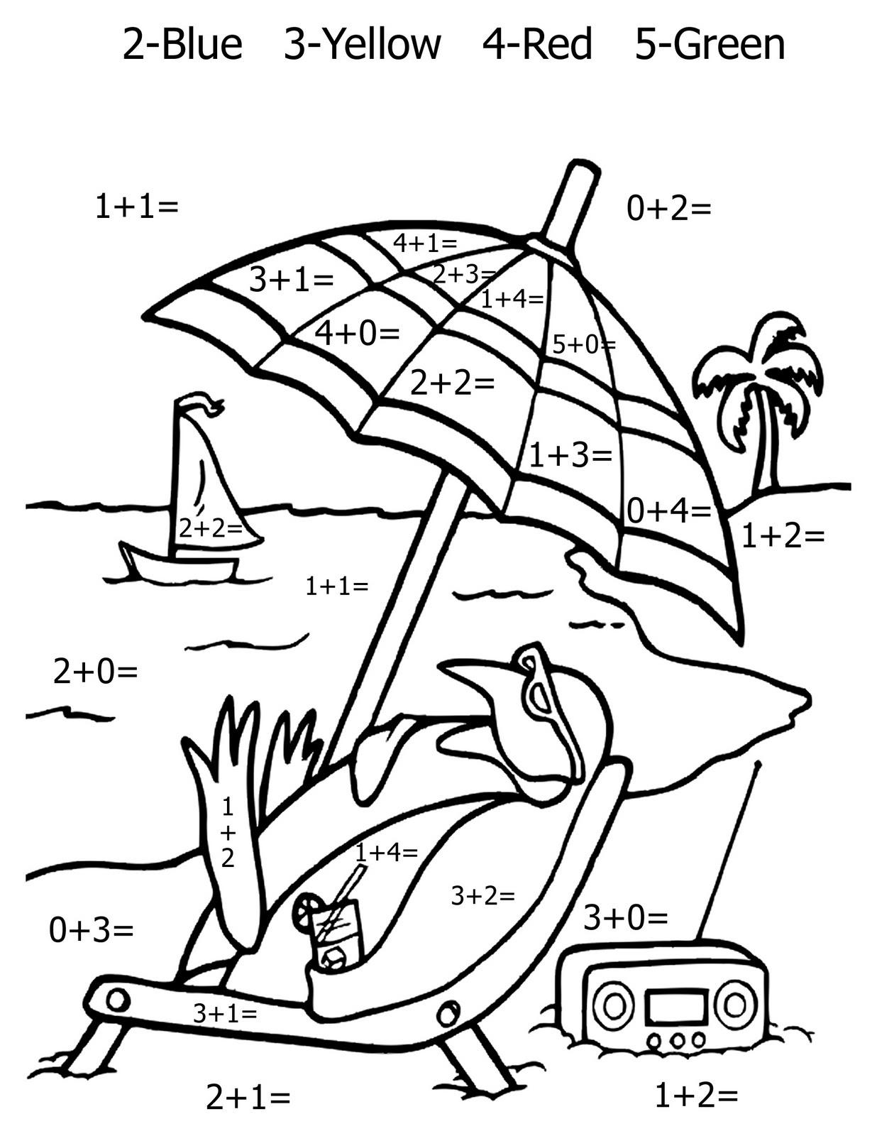 Coloring Ideas : Multiplication Coloring Worksheets Ideas Math - Free Printable Math Coloring Sheets