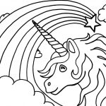 Coloring Ideas : Printable Unicorn Coloring Pages Luxury Colouring   Free Printable Unicorn Coloring Pages