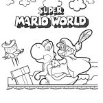 Coloring Ideas : Superario Bros Coloring Printables Free Download   Free Mario Printables