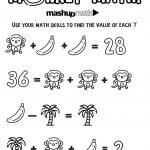 Coloring ~ Monkeymathcoloringg Splendi Free Math Worksheets Image   Free Printable Math Coloring Worksheets For 2Nd Grade