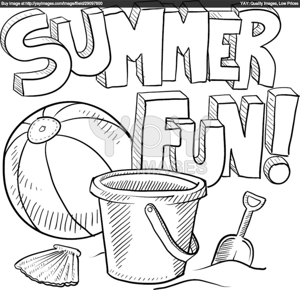 Coloring Page: 33 Tremendous Beach Coloring Sheets. - Free Printable Beach Coloring Pages