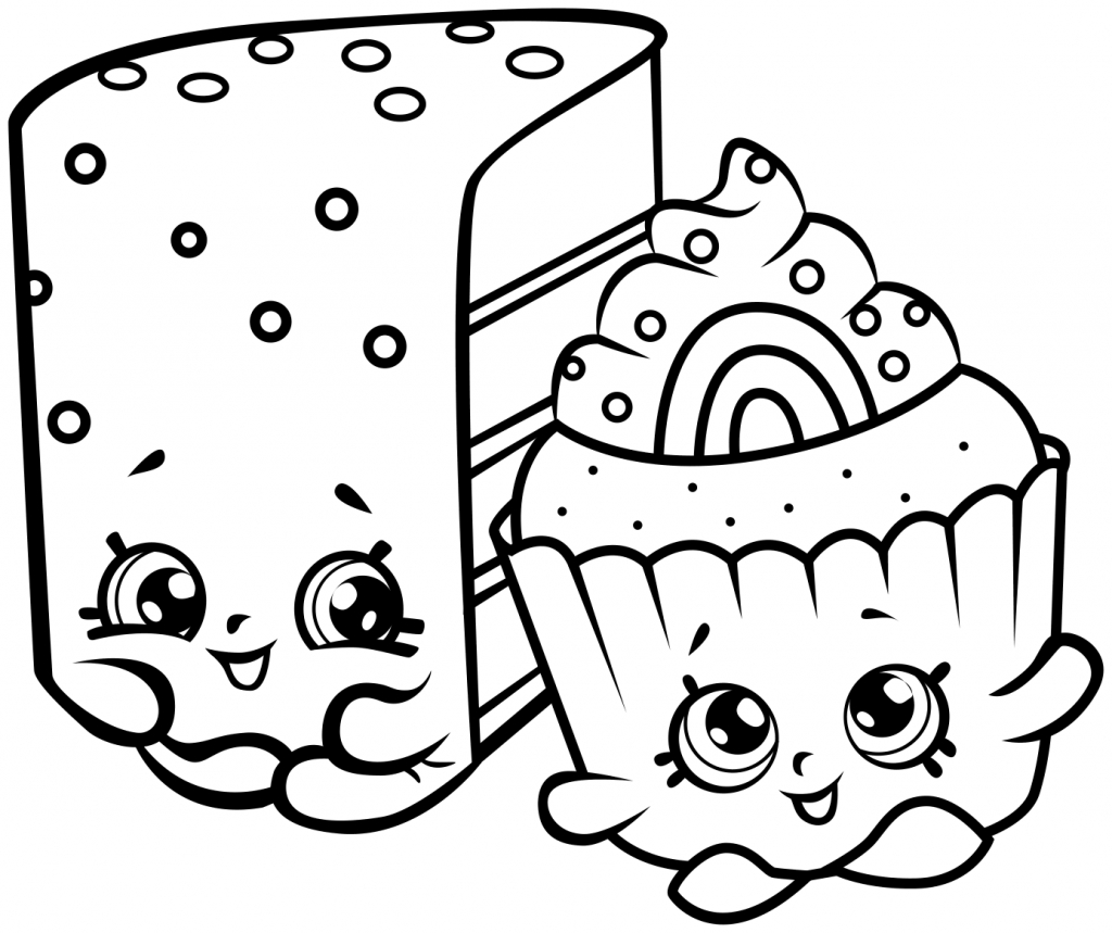 Coloring Page ~ Shopkins Coloring Pages Printable Best For Kids Page - Shopkins Coloring Pages Printable Free