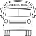 Coloring Page | Things To Make For Nicole | School Coloring Pages   Free Printable School Bus Coloring Pages