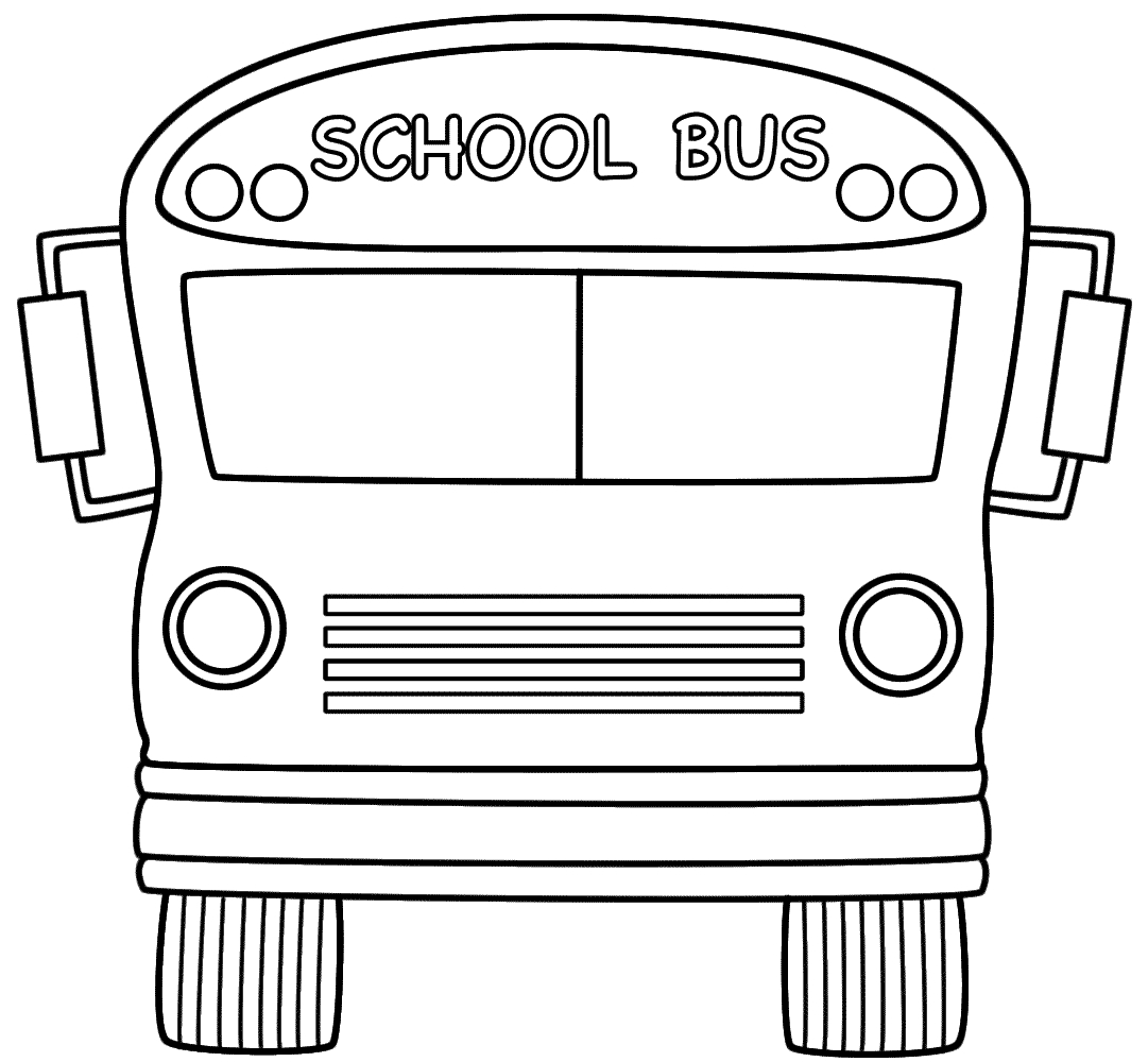 Coloring Page | Things To Make For Nicole | School Coloring Pages - Free Printable School Bus Coloring Pages