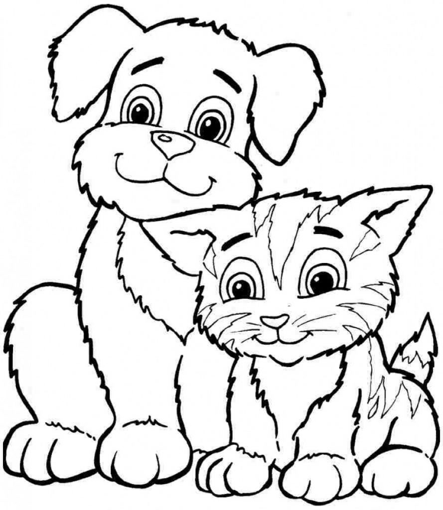 Coloring Pages : Free Coloring Pages Of Animals Free Coloring Pages - Free Coloring Pages Animals Printable