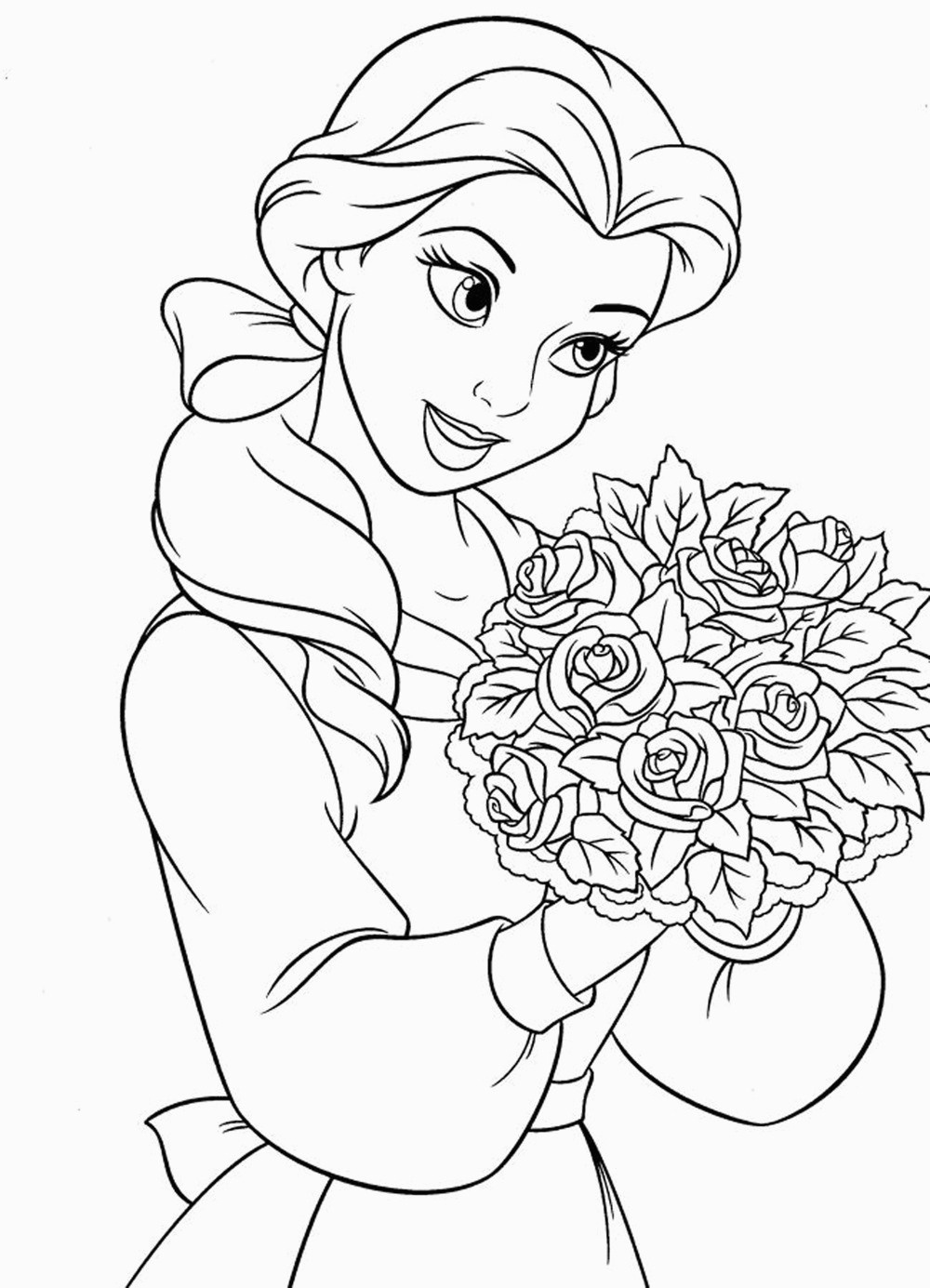 Coloring Pages : Free Printable Disney Coloring Pages To Print For - Free Printable Coloring Pages Of Disney Characters