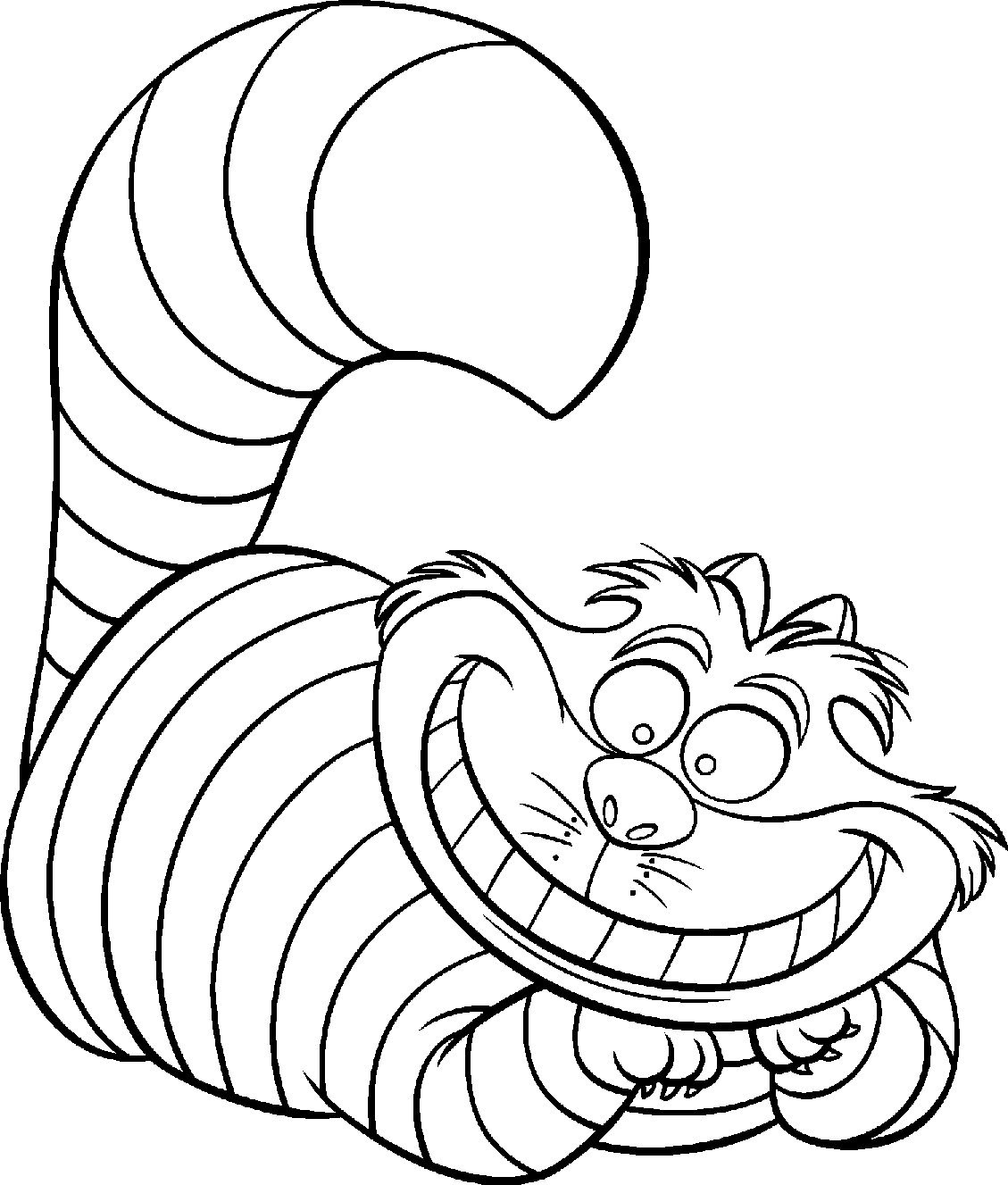 Coloring Pages : Free Printable Disneyring Pages Alice In Wonderland - Free Printable Disney Coloring Pages