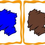 Colors Flashcards   12 Free Printable Flashcards   Free Printable Colour Flashcards