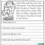 Comprehension Checks And So Many More Useful Printables! | Test Of   Free Printable Short Stories For Grade 3