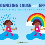 Comprehension Strategy Teaching Resource Pack   Recognizing Cause   Free Printable Cause And Effect Picture Cards
