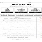 Constitution Worksheets Free 3 Branches Government Worksheet   Free   Free Printable Us Constitution Worksheets