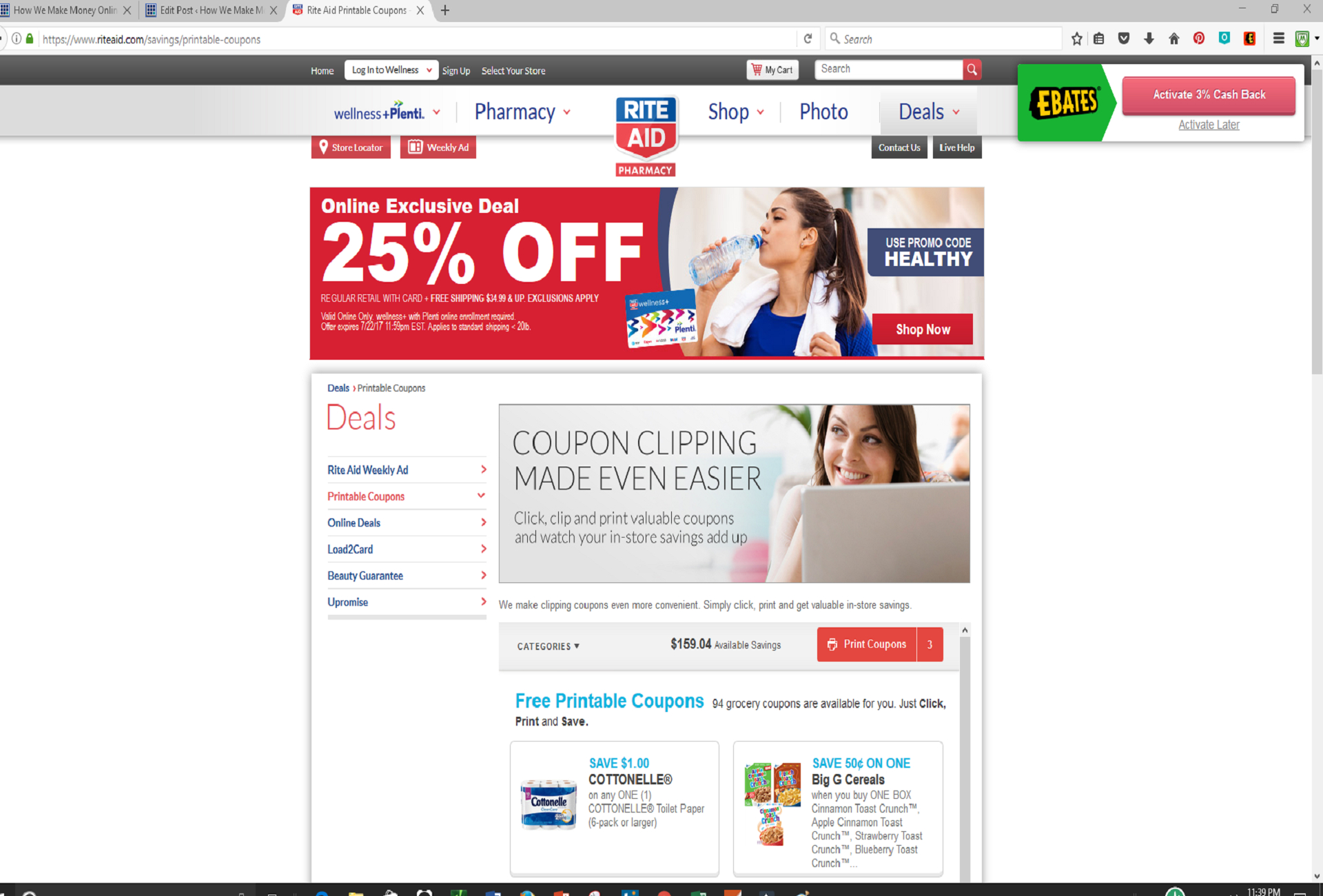 Coupons Websites With Biggest Discounts And Hot Deals In 2019 - Free Printable Coupon Websites