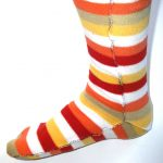 Cozy Socks From Polarfleece Blanket: 6 Steps (With Pictures)   Free Printable Fleece Sock Pattern