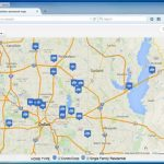 Create A Map: Easily Map Multiple Locations From Excel Data   Free Printable Custom Maps