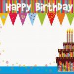 Create Birthday Cards Online Free Printable Birthday Cards Ideas   Free Printable Greeting Card Templates