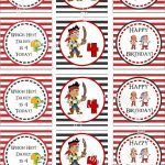 Custom Printable Jake And The Neverland Pirates Stickers Or Gift   Free Printable Jake And The Neverland Pirates Cupcake Toppers