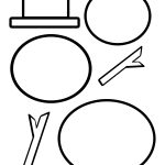 Cutting Templates | Templates | Snowman, Snowman Hat, Snowman Crafts   Free Printable Snowman Face Stencils