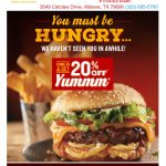 Deals At Red Robin / Valentines Coupon Ideas   Free Red Robin Coupons Printable