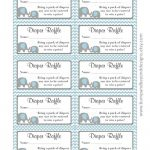 Diaper Raffle Tickets Free Printable   Yahoo Image Search Results   Free Printable Diaper Raffle Tickets Elephant
