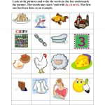 Digraphs, Sh, Ch, Th Worksheet   Free Esl Printable Worksheets Made   Free Printable Ch Digraph Worksheets