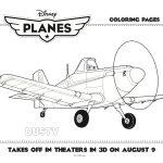 Disney Planes Printable Dusty Coloring Sheet | Mama Likes This   Free Planes Printables