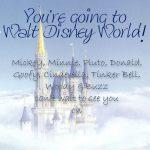 Disney Printable Trip And Event Invitations Free   Free Printable Disney Invitations