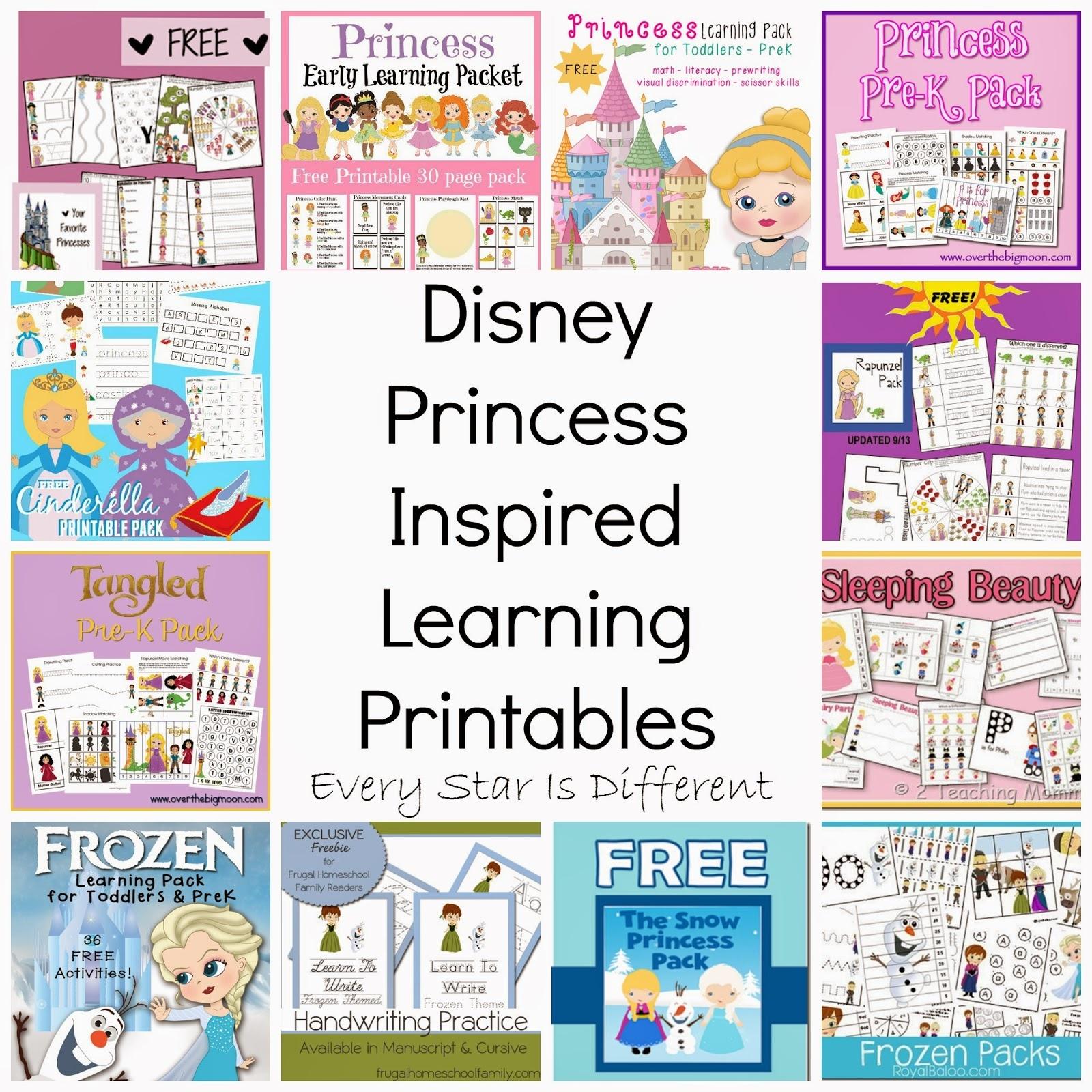 Disney Printable Worksheets - Stwbowlfest - Free Disney Activity Printables