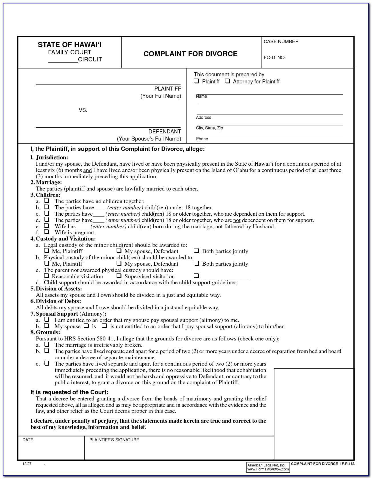 Divorce Forms In Texas Free - Form : Resume Examples #3Op6Vg3Pwr - Free Printable Divorce Forms Texas