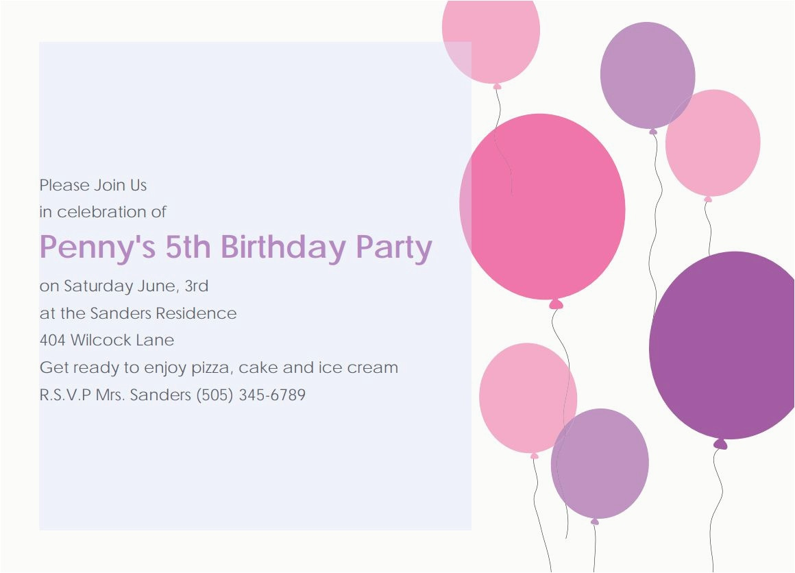 Diy Birthday Invitation Card Design 17 Free Printable Birthday - Free Printable Personalized Birthday Invitation Cards