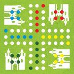 Diy Ludo Board Game Template   | Board Game | Társasjátékok, Játékok   Free Printable Ludo Board