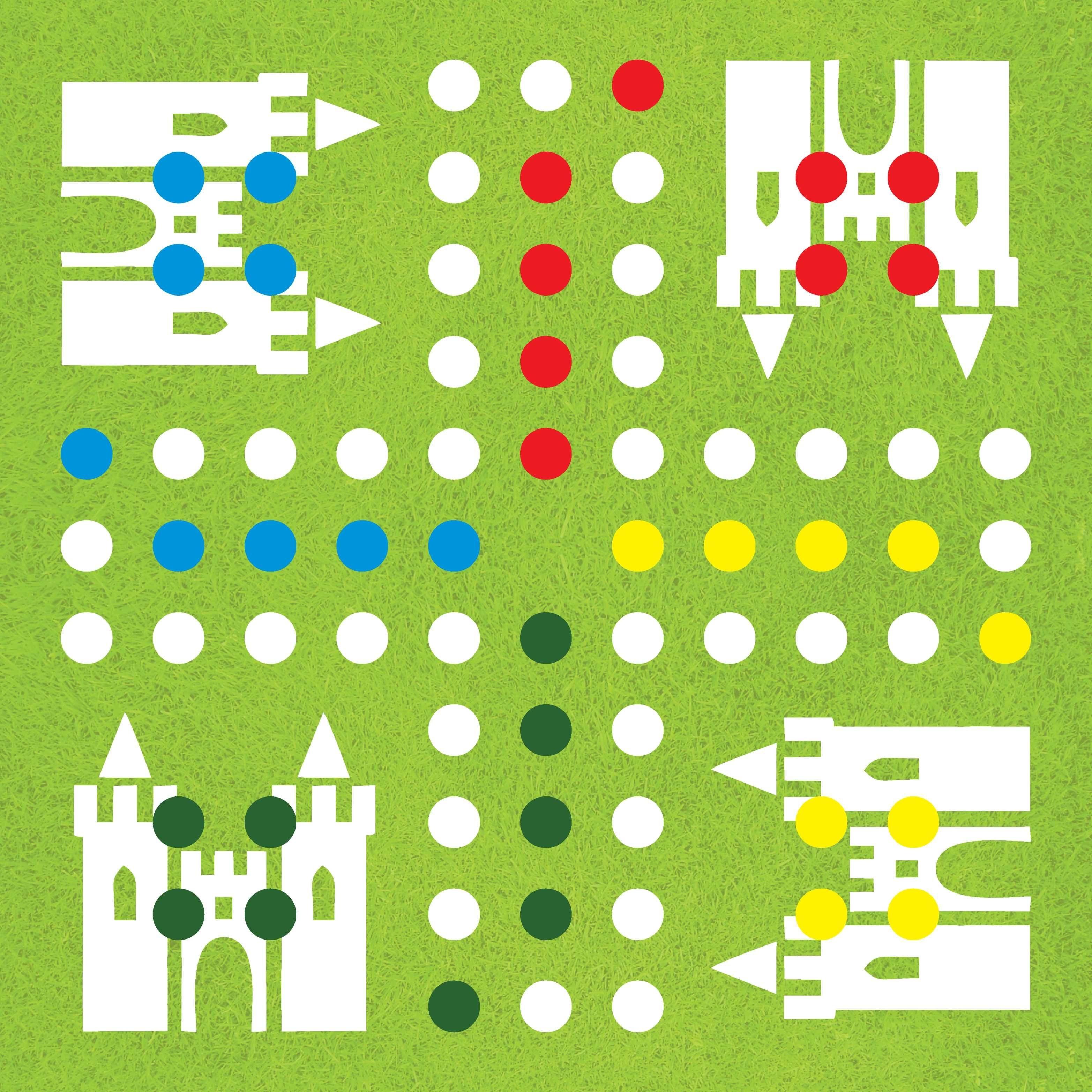 Diy-Ludo-Board-Game-Template - | Board Game | Társasjátékok, Játékok - Free Printable Ludo Board
