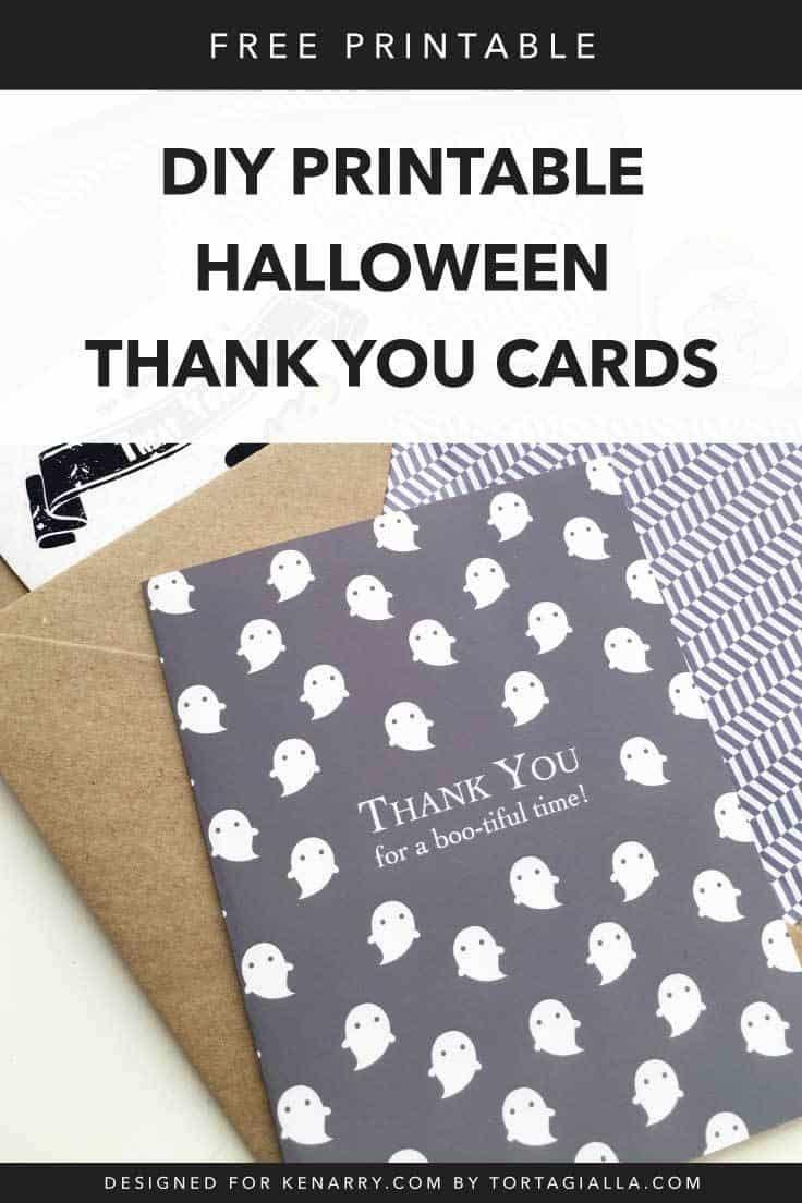 Diy Printable Halloween Cards   Ideas For The Home - Free Printable Halloween Cards
