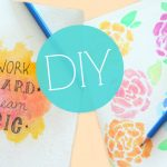 Diy Tumblr Watercolor Notebook/journal Cover   Easy Diy School   Free Printable Watercolor Notebook Covers