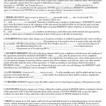 Download Free Basic Rental Agreement Or Residential Lease   Free Printable California Residential Lease Agreement