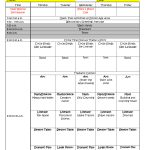 Download Free Weekly Lesson Plan Template. Lots Of Free Common Core   Free Printable Daily Lesson Plan Template
