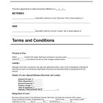 Download Personal Loan Agreement Template | Pdf | Rtf | Word   Free Printable Blank Loan Agreement