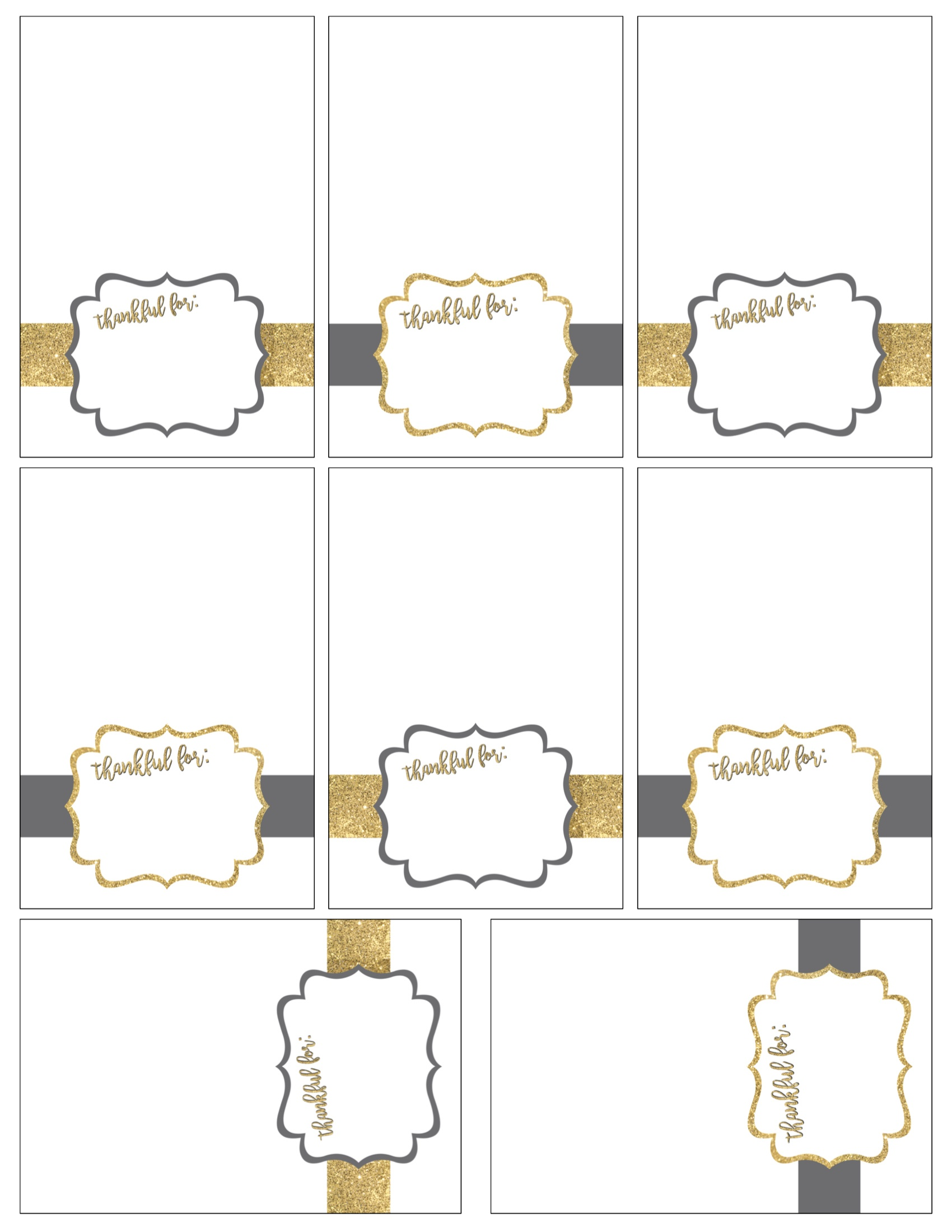 Download Thanksgiving Printable Place Cards – Happy Easter - Free Thanksgiving Printables Place Cards