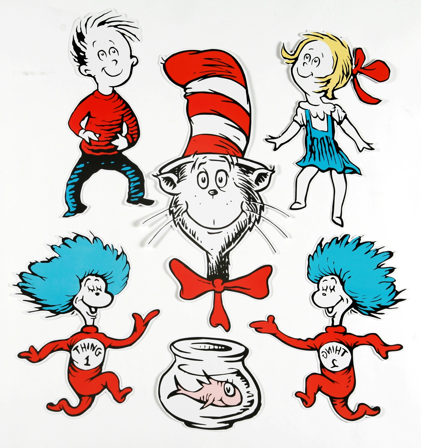 Dr Seuss Cat In The Hat Clipart | Free Download Best Dr Seuss Cat In - Free Printable Cat In The Hat Clip Art
