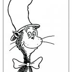 Dr. Seuss Cat In The Hat |  Dr Seuss  | Dr Seuss Coloring Pages, Dr   Free Printable Dr Seuss Characters